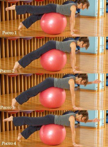 Mouvement : Niveau débutant - Swissball, la gym avec ballon pour galber son corps, retrouver son équlibre