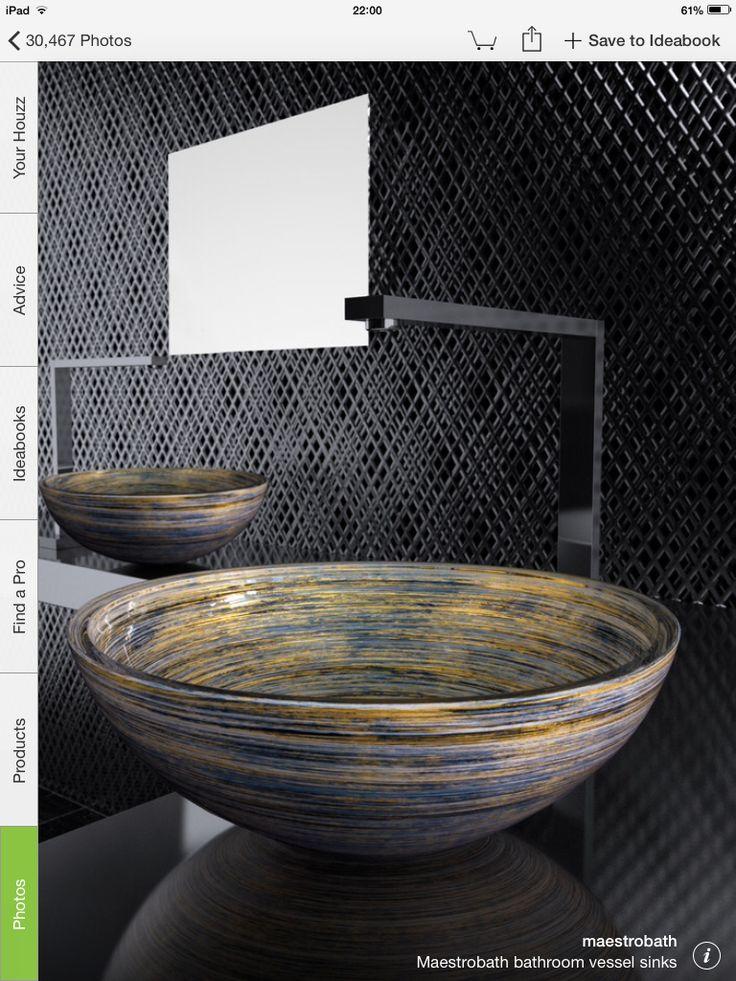 9 best exotic vessel sinks designs images on pinterest - Bathroom vanity with vessel sink sale ...