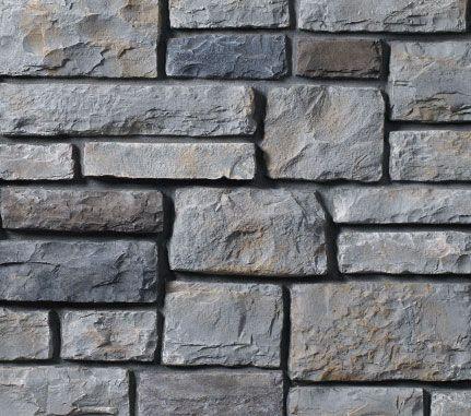 Cultured Stone Echo Ridge Cobblefield Colour Swatch