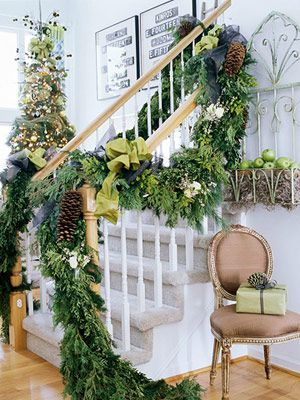 Christmas garland