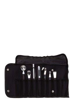 Garnishing Black Tool 8-Piece Set