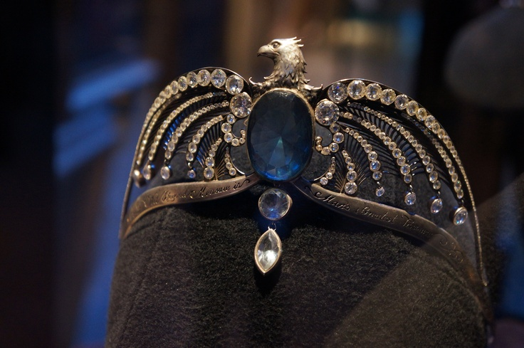 Rowena Ravenclaw's Diadem | Harry Potter | Pinterest