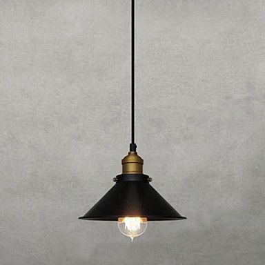 60W+Retro+Pendant+Light+with+Metal+Umbrella+Shade+in+Old+Factory+Style+–+USD+$+69.99