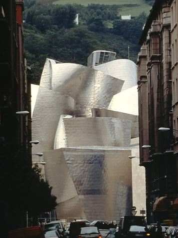 Classic: THE GUGGENHEIM AT BILBAO by Frank Gehry