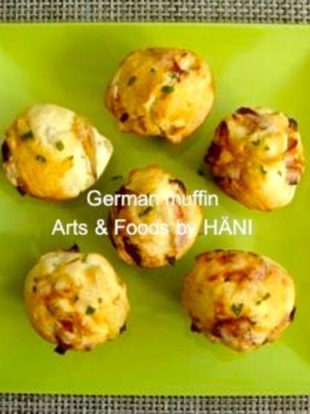 ジャーマンマフィン 朝食に最適おかずマフィンレシピ by HANI | レシピサイト「Nadia | ナディア」プロの料理を無料で検索