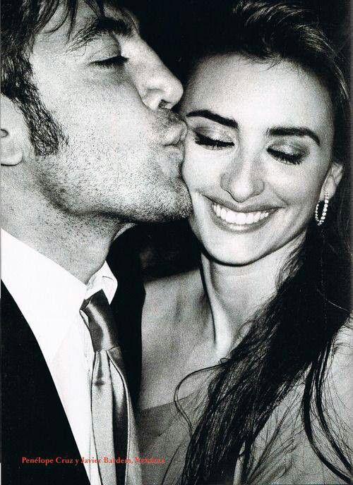 Penelope Cruz & Javier Bardem.