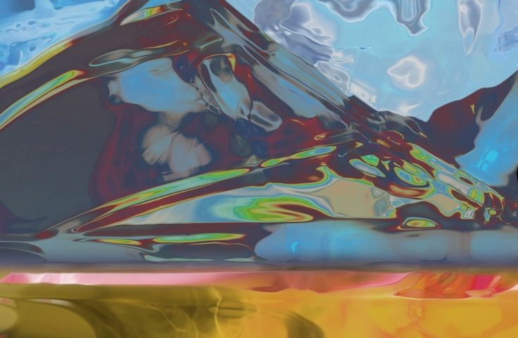 Mike Efford combines animation and classical music to create epic digital landscapes | Creative Boom
