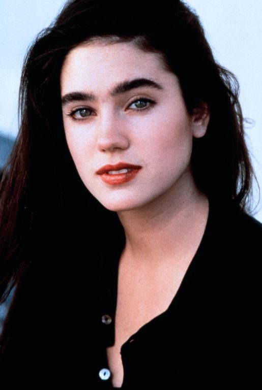 "Jennifer Connelly in ""Career Opportunities"" (1991)."