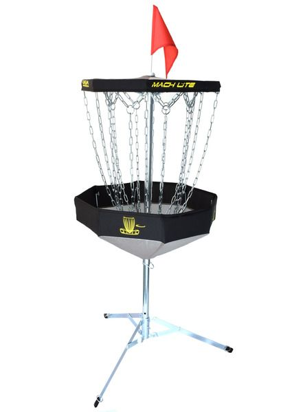 Disc Golf Baskets - DPH-ML - MACH LITE PORTABLE DISC GOLF BASKET
