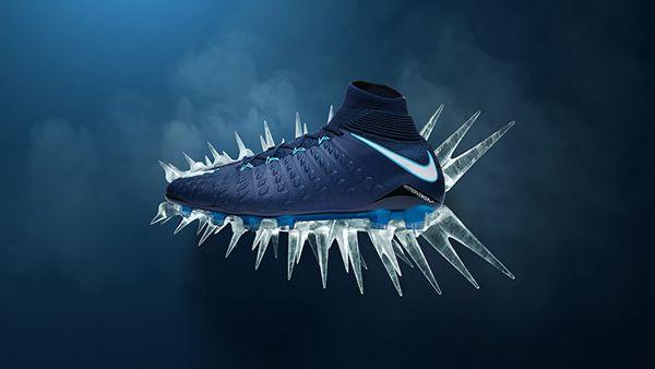 Nike Hypervenom Ice on Behance