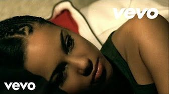 (22) alicia keys if i ain't got you - YouTube