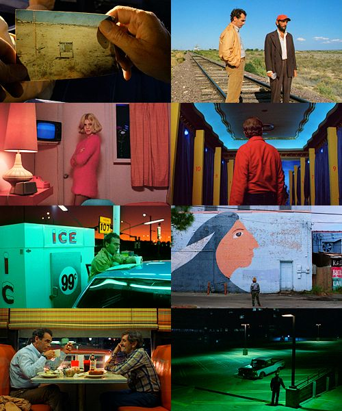 Paris, Texas. Wim Wenders.