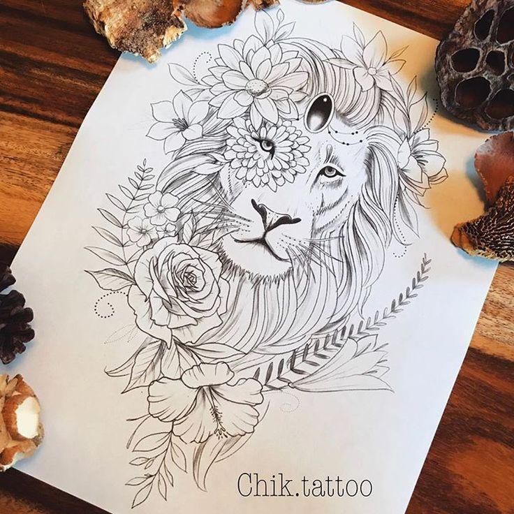 Instagram-Post von Chik.tattoo ⚓️ • 11. Dezember 2018 um 2:32 UTC, #Chiktattoo #dezember #ins…
