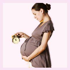 6 Anzeichen für die Geburt