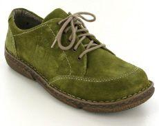 Josef Seibel Neele 02 Olive Suede Shoe