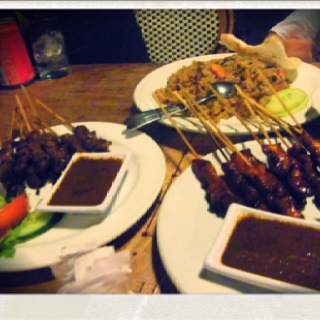 Indonesian food @ Made Warung
