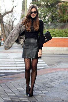 Silvia Zamora, más conocida como 'Lady Addict', con medias plumeti  Leer más:  La mejor moda bloguera de la semana medias plumeti   Galería de fotos   Mujerhoy.com  http://www.mujerhoy.com/moda/street-style/mejor-moda-bloguera-semana-762599012014.html?slider#VzW19OT9PriLFW29 Mejora tu Posicionamiento Web con http://www.intentshare.com