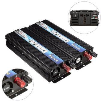 รีวิว สินค้า 2000w Car DC 24V To AC 220V Modified Sine Wave Power Inverter Converter Durable - intl ☂ รีวิว 2000w Car DC 24V To AC 220V Modified Sine Wave Power Inverter Converter Durable - intl รีบซื้อเลย | pantip2000w Car DC 24V To AC 220V Modified Sine Wave Power Inverter Converter Durable - intl  ข้อมูลเพิ่มเติม : http://online.thprice.us/LNhHo    คุณกำลังต้องการ 2000w Car DC 24V To AC 220V Modified Sine Wave Power Inverter Converter Durable - intl เพื่อช่วยแก้ไขปัญหา อยูใช่หรือไม่…