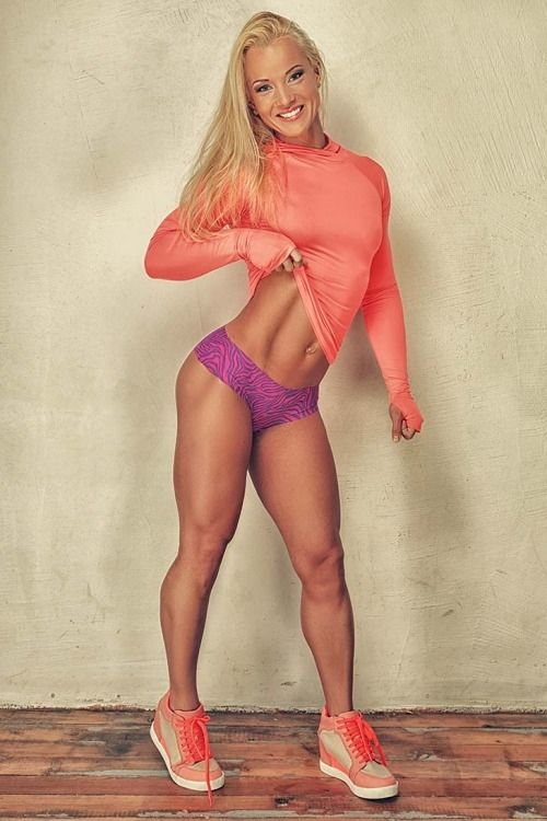 7 simple workouts to get you in shape now.  THE Big collection of photos of beautiful girls on the beach, in the car, in the countryside. Look more... #beautygirls #sexygirl