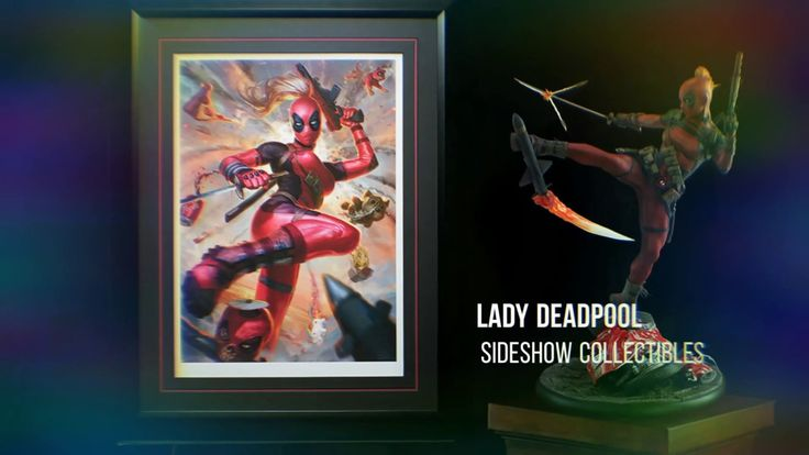 Lady Deadpool Sideshow Collectibles (2018')