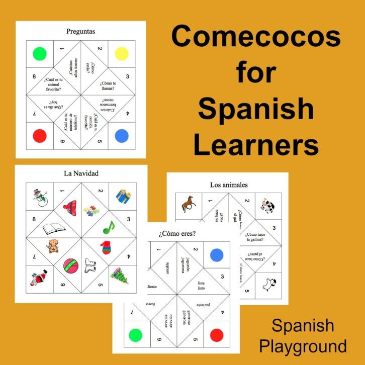 420 best spanish enrichment and teaching images on pinterest a game for teaching spanish vocabulary and questions httpspanishplayground m4hsunfo