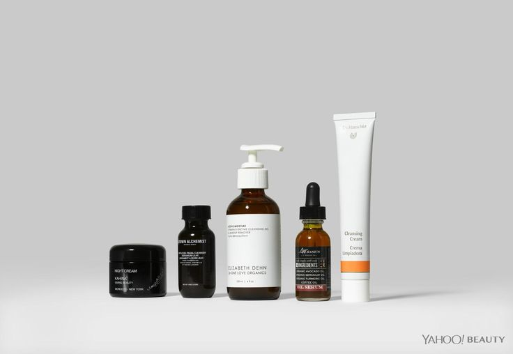 "Dr. Hauschka: ""You won't find any synthetic anything here with creams, lotions, and makeup designed to support skin health with primarily plant-based ingredients."""