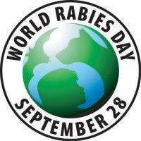 Today is World Rabies Day. Let's #EndRabiesTogether! End Rabies Together is the theme for World Rabies Day 2015. It builds on previous themes to highlight the ongoing importance of global commitment across sectors - governments, NGOs, donors, corporations, and many others - to effectively end the spread of rabies and save both human and canine lives. For more info, click the pic!