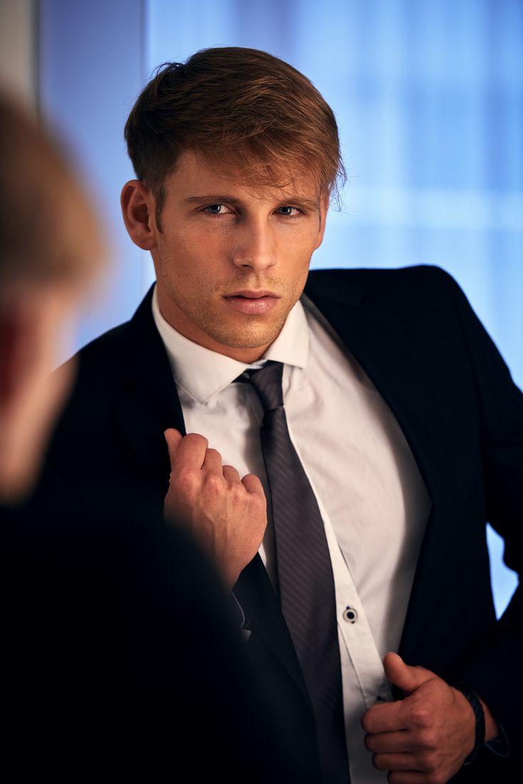 #MisterAustria Kandidat Mario Hauzenberger in unserer #Zeitgeist #Suite :) #MissWahlen #Model
