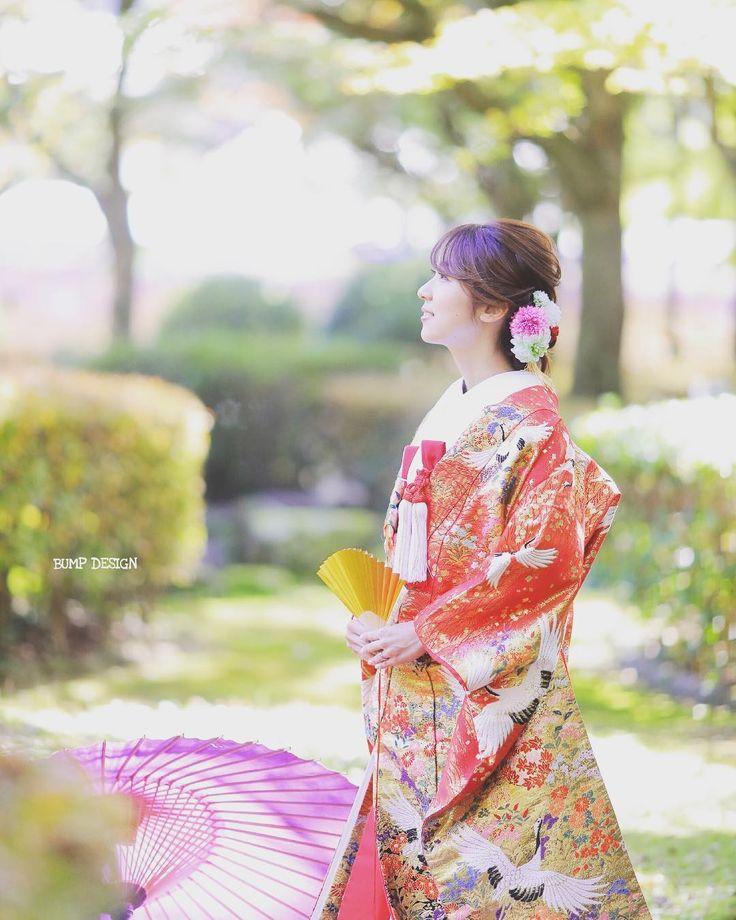 #岐阜ロケーション前撮り . . 日本の女性には . やっぱり和装を着て欲しいですね .  . . #インドの女性にはサリーを着て欲しい #ベトナムの女性にはアオザイを着て欲しい #アフリカの女性にはよくわかんないけど民族衣装を着て欲しい . #結婚写真  #プレ花嫁 #卒花嫁 #ブライダル #ウェディング #結婚準備 #ロケーション前撮り #カメラマン #ヘアメイク #前撮り #結婚式前撮り #写真家 #名古屋花嫁 #和装前撮り #持ち込みカメラマン #ウェディングフォト #2018春婚 #結婚式レポ #東京カメラ部 #日本中のプレ花嫁さんと繋がりたい #日本中の卒花嫁さんと繋がりたい #ウェディングニュース #cherish.photo.days #marryxoxo #weddingphoto #バンプデザイン