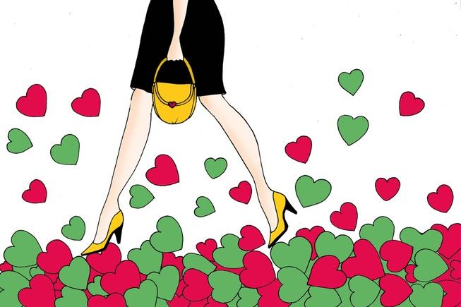 Un San Valentino green è possibile!