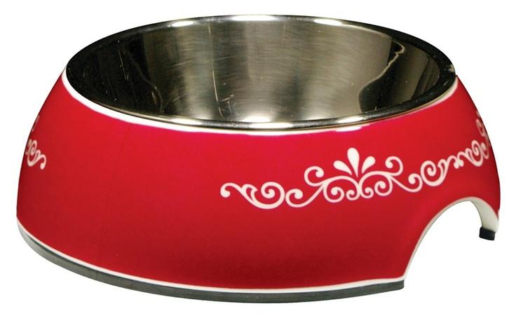 Catit Style 2-in-1 Cat Dish, Urban (160ml / 5.4 fl oz) - Product # 54527