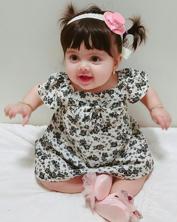 Cutest Baby Girl Available In The Internet Delvin