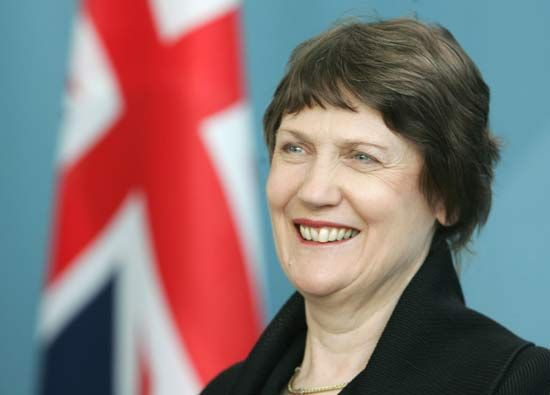 Helen Clark saw a decade of economic success as Prime Minister of New Zealand for three terms. She is now the administrator for the UN's Development Program which confronts the world's worst development problems.