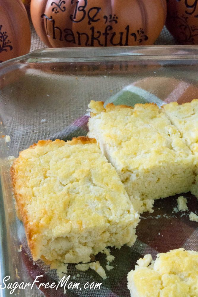 ngredients      4 eggs     1 cup Silk unsweetened Coconut milk     1/2 cup butter, soft, unsalted     1 cup coconut flour     1/2 teaspoon salt     1 teaspoon baking soda     1/8 teaspoon organic stevia extract     1/2 cup shredded cheddar chees