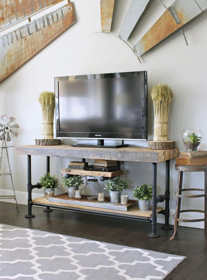 ♥♥♥ Тумбочка под телевизор: какую купить, если ТВ - центр гостиной? Фото: как…