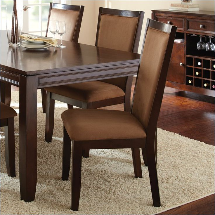 Steve Silver Company Cornell Upholstered Dining Chair In