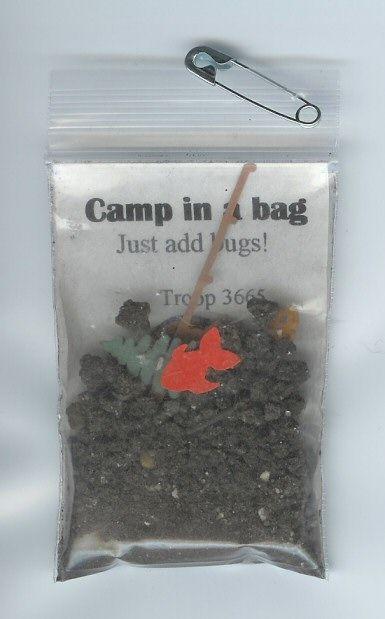 Camp in a Bag
