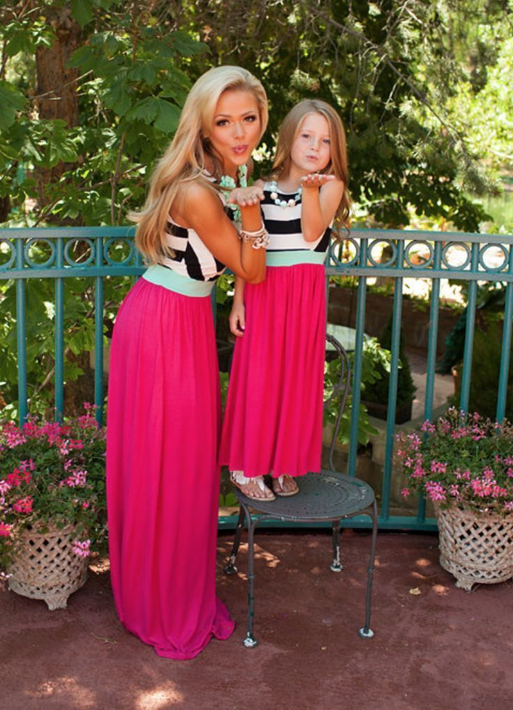 Mommy and Me Clothing!