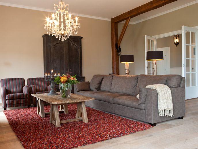 Binnenhuisarchitectuur interieurontwerp Livingroom