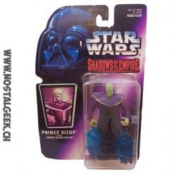 Star Wars Shadows of the Empire Prince Xizor Kenner Action Figure 1996
