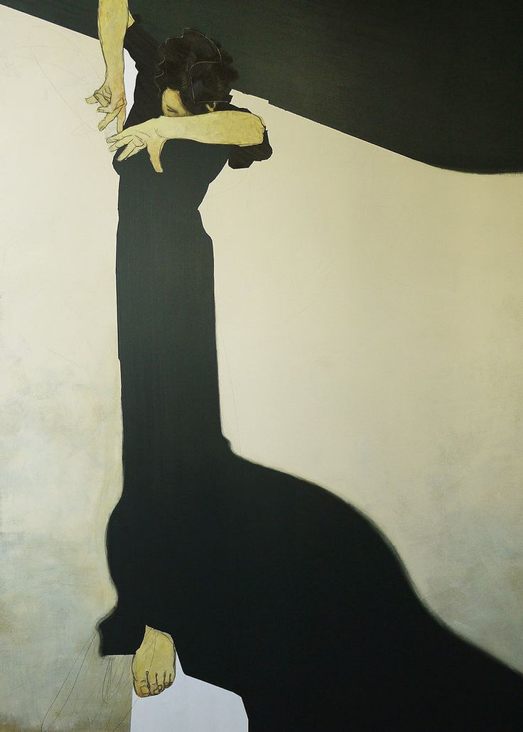 ROSALIE - Flamenco Dancer    210 x 150 cm    commissioned     piece     SOLD