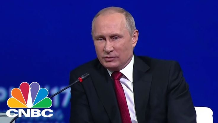 """Putin talks NATO: """"If you're not intending to attack anybody, why increase your military spending?"""""""