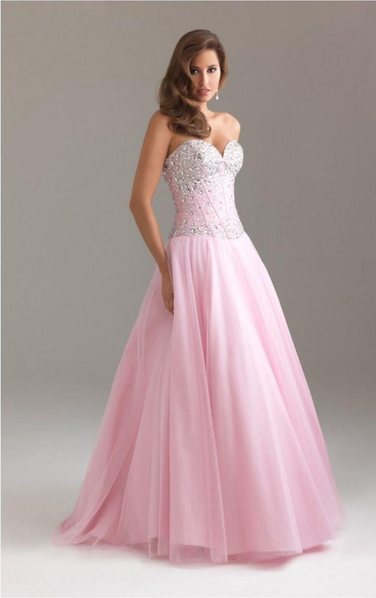 60 best Vestidos images on Pinterest | Wedding frocks, Homecoming ...