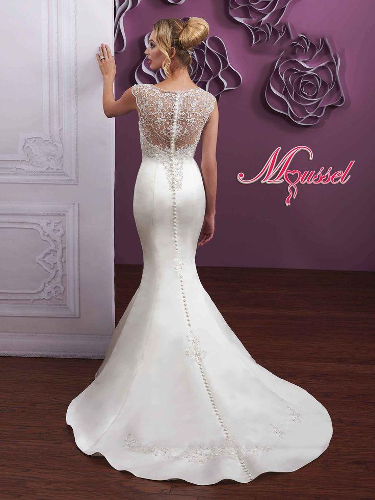 68 best Illusion Neckline   Wedding Gown images on Pinterest ...