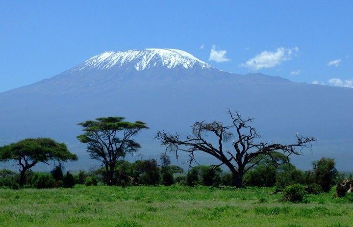 Kenia Tanzania Kilimanjaro