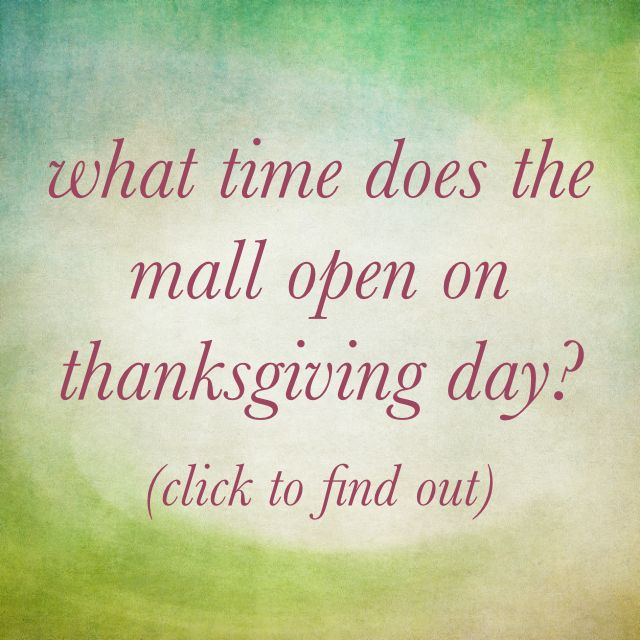 Closed or Opened? Thanksgiving and Black Friday Store Hours 2016 ...