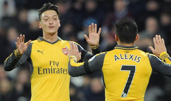 Arsenal player ratings: Sanchez scores perfect marks but who else shone against West Ham?   via Arsenal FC - Latest news gossip and videos http://ift.tt/2gSNZNc  Arsenal FC - Latest news gossip and videos IFTTT