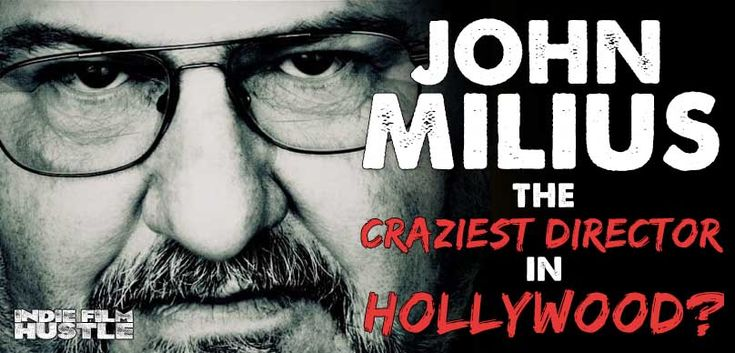 Is John Milius the Craziest Writer/Director in Hollywood History? He might be but there's no other writer/director who has made more films in the history...