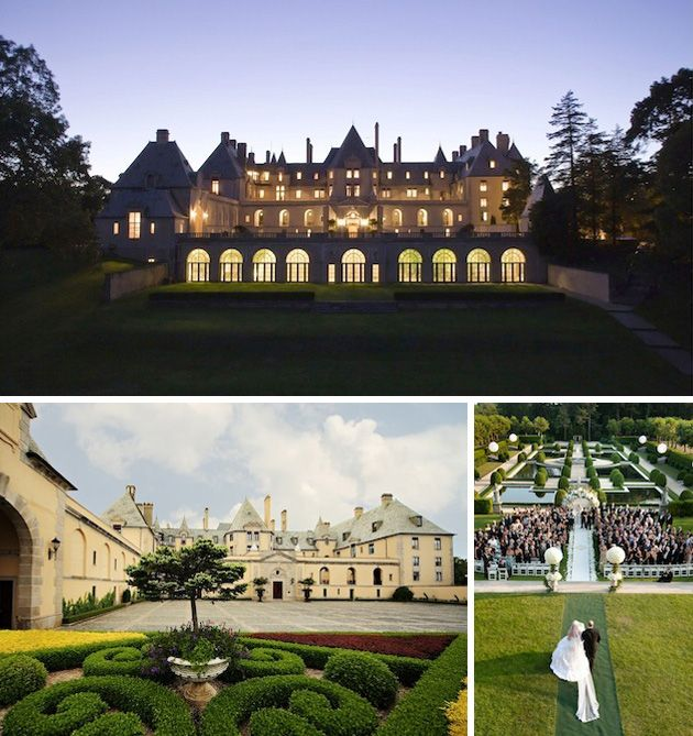 castle wedding venues in the united states