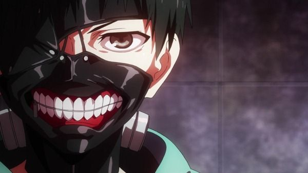 Tokyo Ghoul Anime Review | Generic Anime Blog